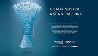 Prysmian: Italy leads the world in optical fibre cables