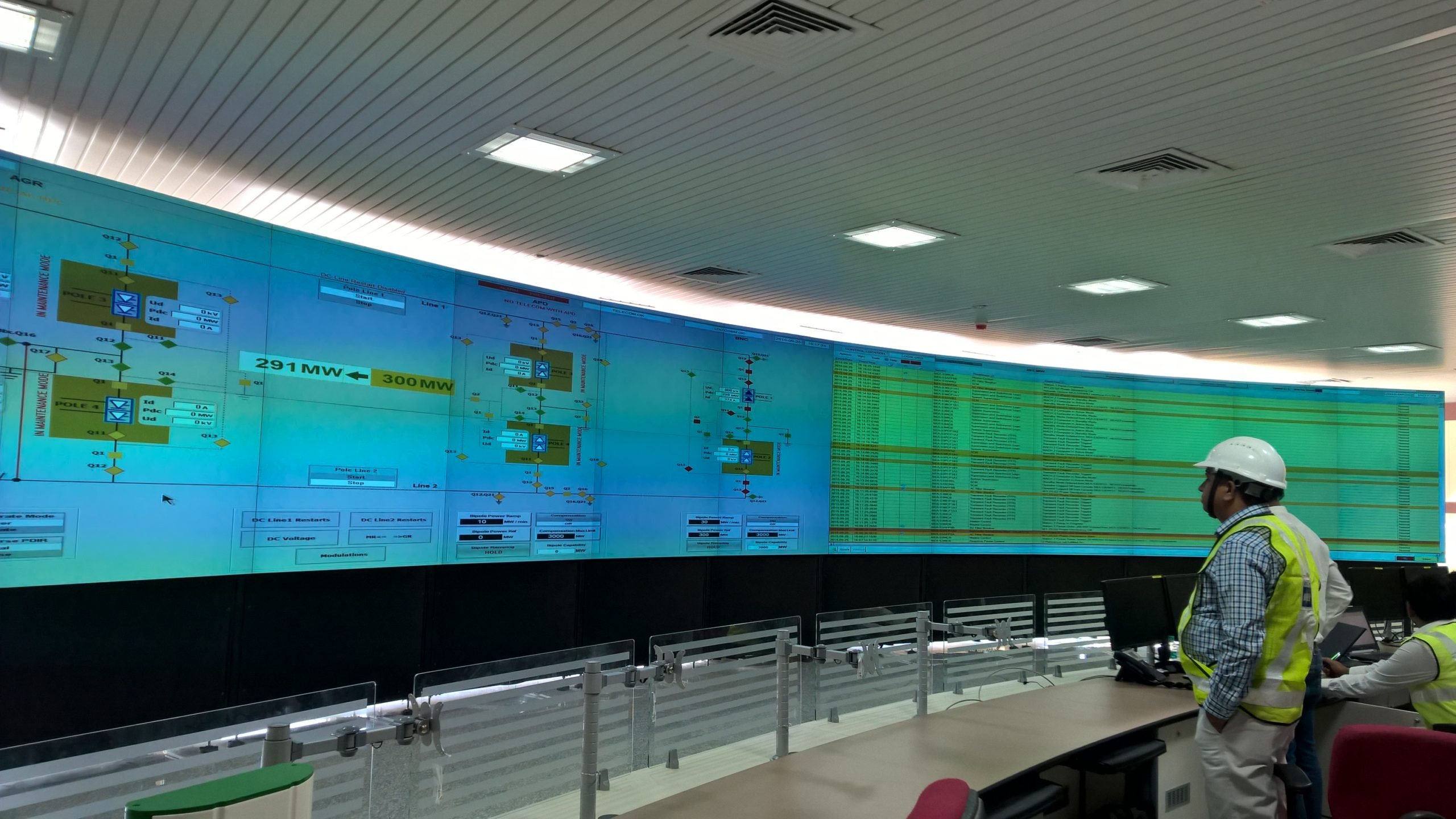 ABB energizes first phase of India's most advanced UHVDC power link