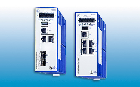 Belden Launches Family of Entry-Level Fast Ethernet Industrial Switches