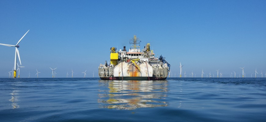 UK Companies VBMS (UK) Ltd and JDR Secure £100 Million Offshore Wind Cabling Contract