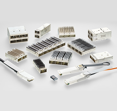 TE New Product Announcement: Expanded zQSFP+ Product Portfolio