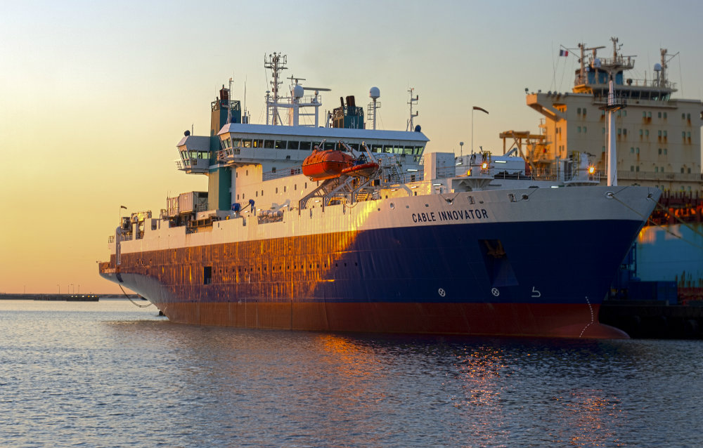 Global Marine to install submarine fibre optic cable in Okhotsk Sea