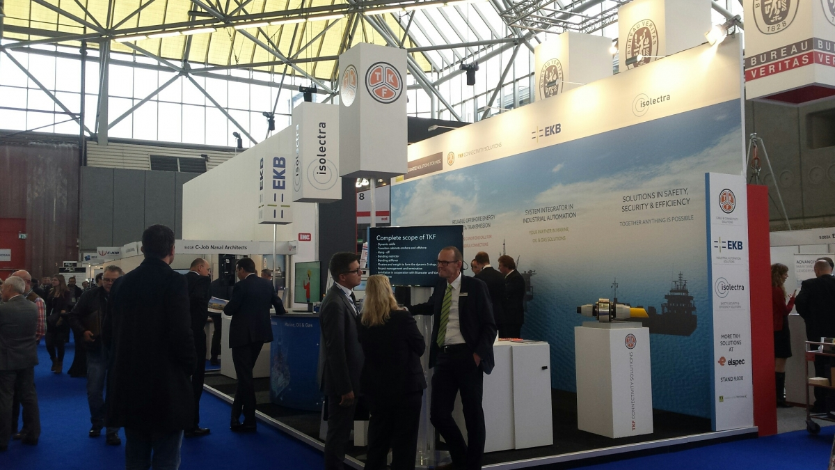 Successful Offshore Energy 2015