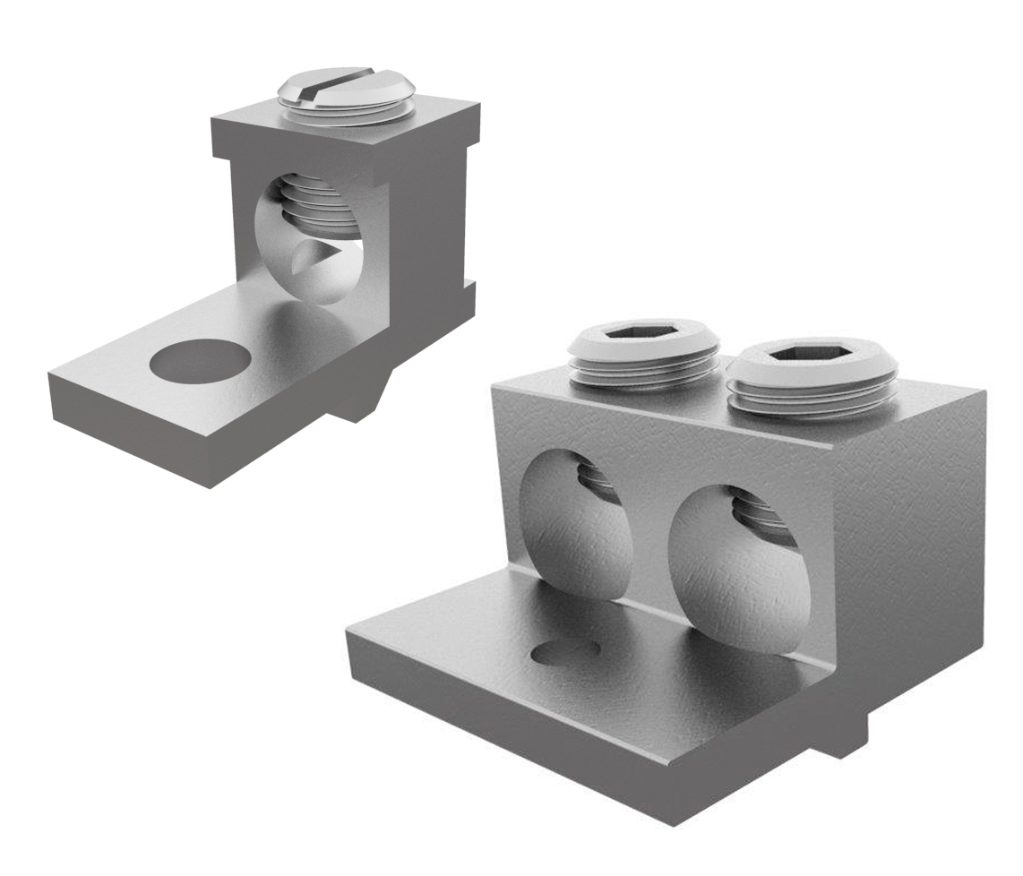 ILSCO Introduces Line of Anti-Turn Mechanical Connectors