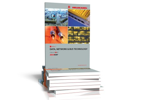 The new data, network & bus technology catalogue is out now