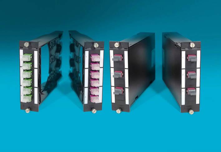 New FO-DCS plug-in modules