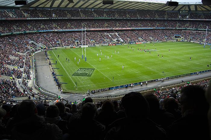 Tratos Powers Twickenham Stadium for Rugby World Cup