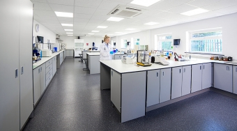 Metalube Opens Brand New Laboratory