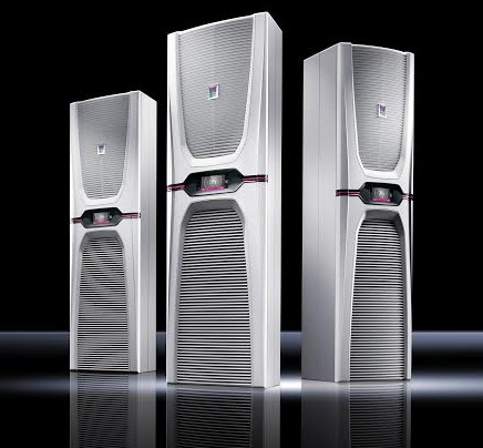 UK launch of Rittal's Innovative Blue e+ Cooling System