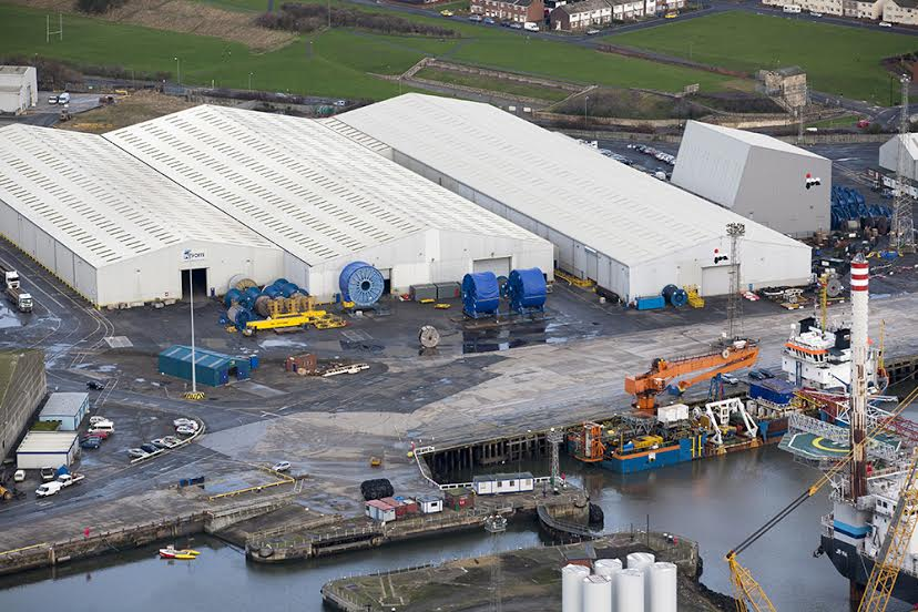 PD Ports Sees JDR Expand Service Footprint at Port of Hartlepool, UK