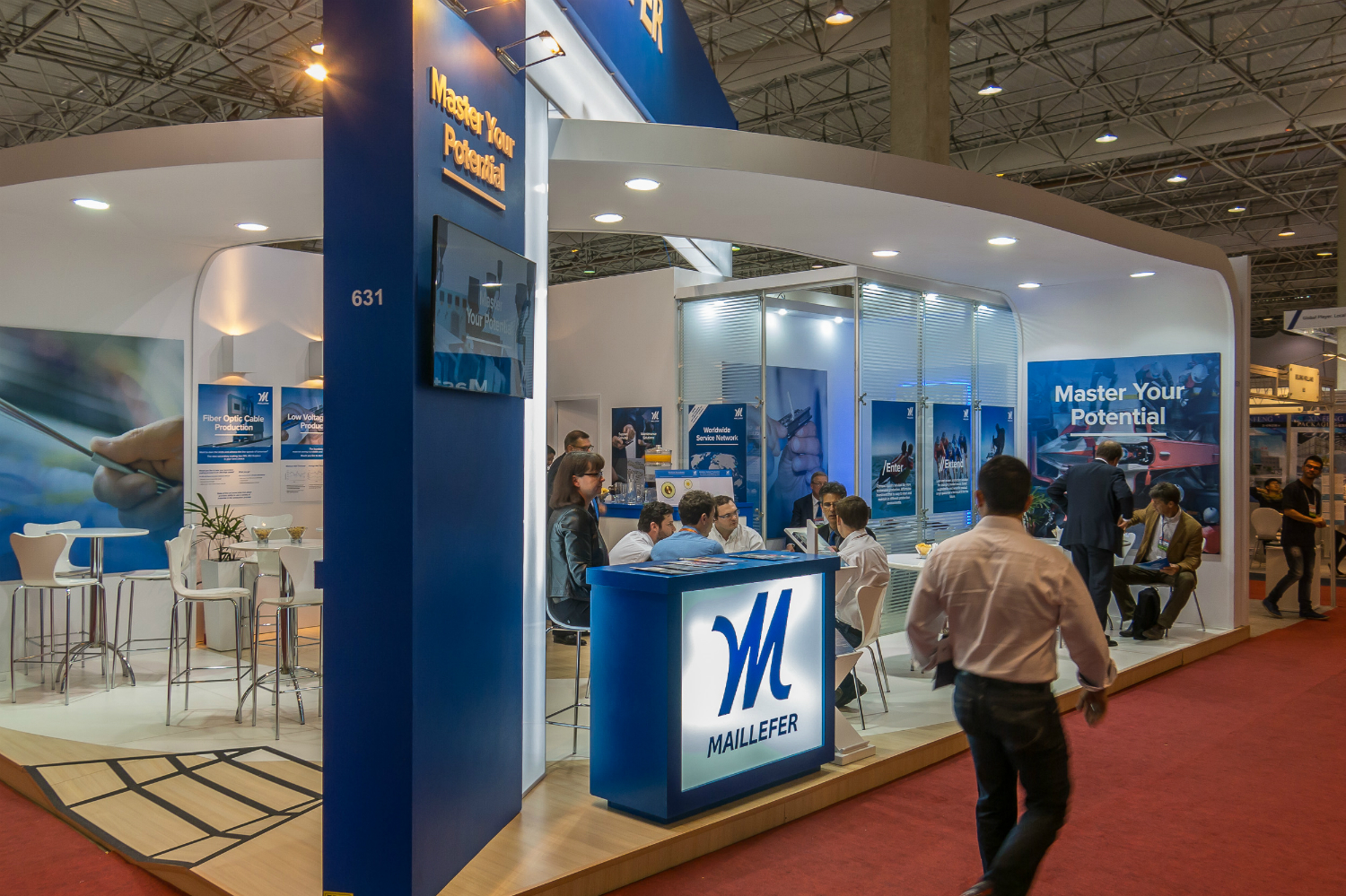 Maillefer News from the wire South America 2015 Show