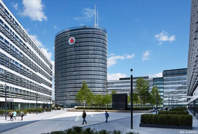 Framework Contract between Datwyler and Vodafone