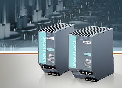 Compact, rugged, three-phase power supplies for worldwide use