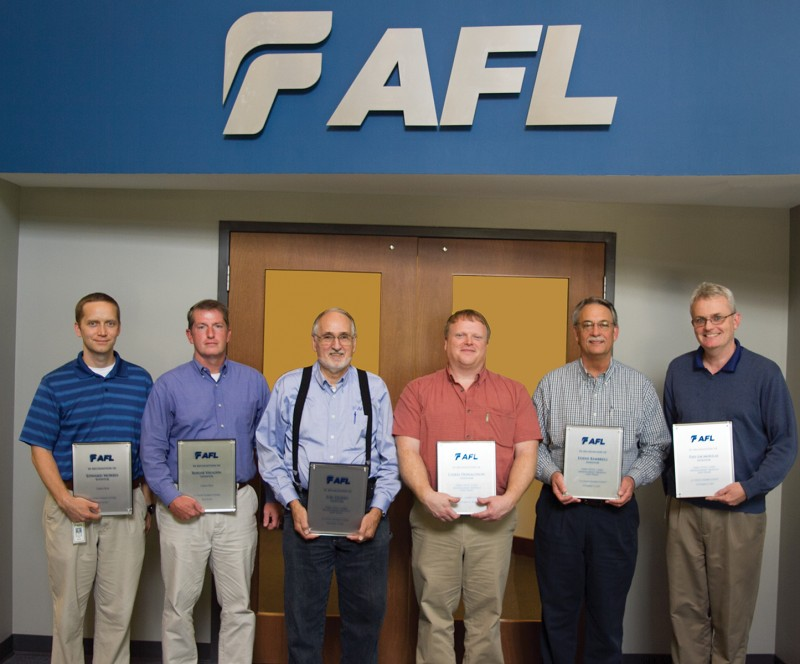 AFL Receives Five Patents for New Technologies