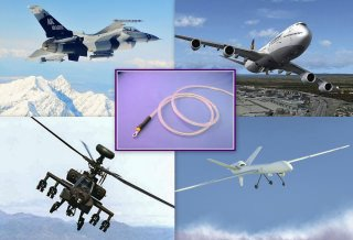 Flexible Power Cables for Aerospace Applications