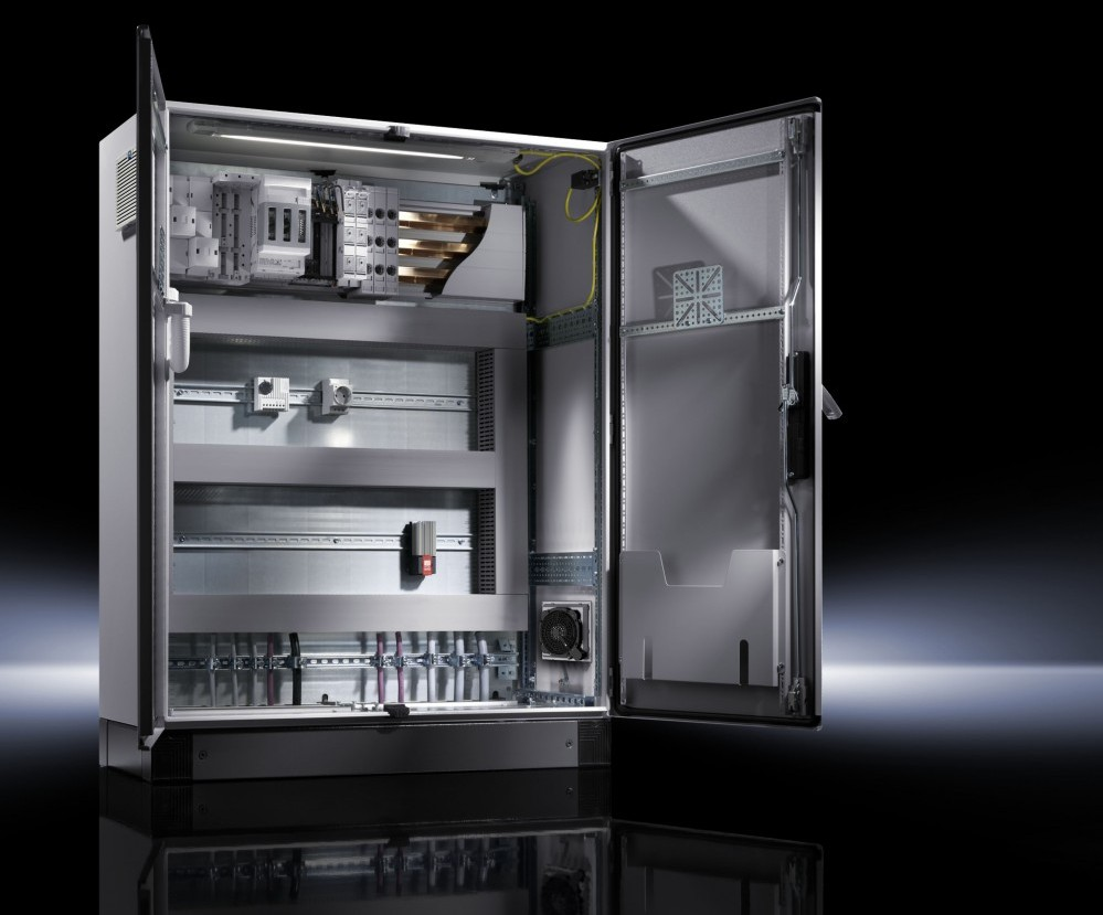 It's Not Just an Enclosure:  Rittal's Cost-Effective Wall Box Solutions