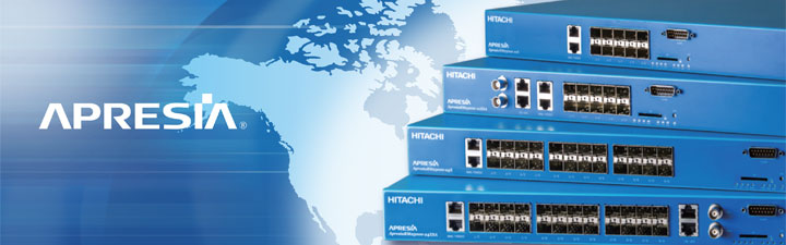 Hitachi Debuts Carrier Ethernet Switches for North America