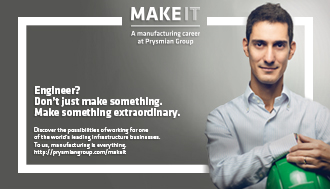 """Prysmian Group launches """"Make it"""", the recruitment programme for engineers with plant experience"""
