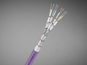 Nexans MOTIONLINE® CAT7 cable enables high-speed Industrial Ethernet in drag chains