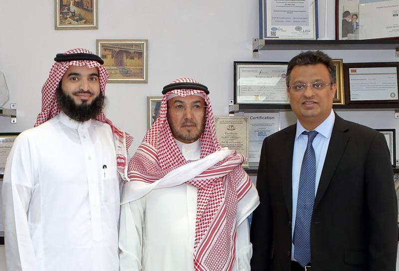 New Distributor in Saudi Arabia