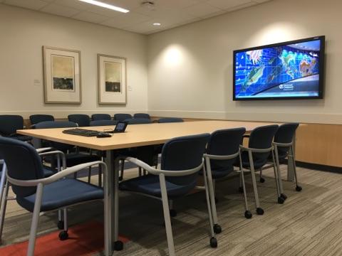 Cincinnati Children's Hospital Provides Cable Management through Connectrac Wireways