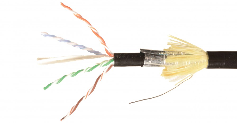 Siemon launches category 6A F/UTP shielded outside plant cable