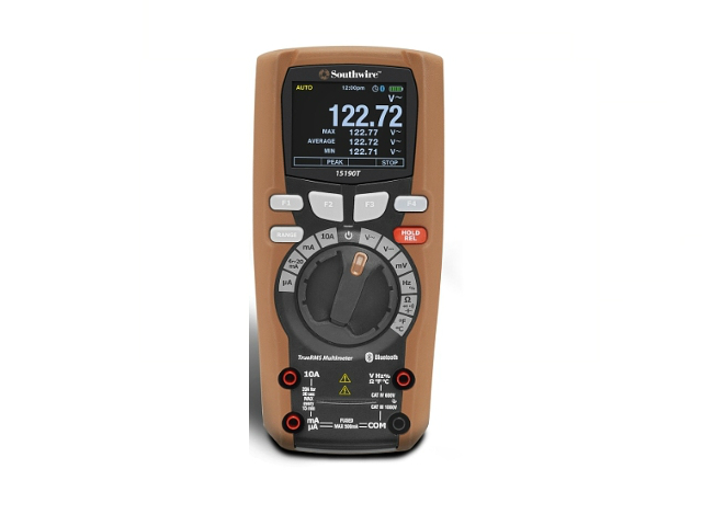 Southwire's new MaintenancePRO™ Smart Multimeter Wins NECA Showstopper Award