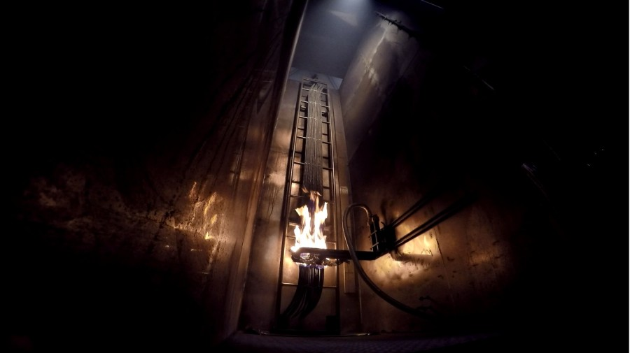 UKAS Awards BASEC Extended ISO/IEC 17025 Accreditation for its Cable Fire Testing