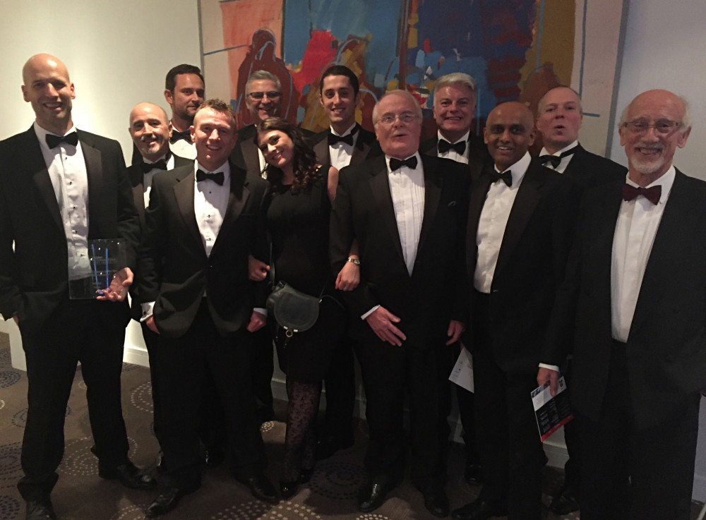 Rochdale manufacturer named International Company of the Year