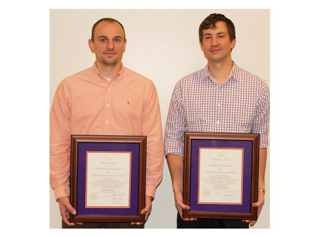 AFL Associates Earn Professional Engineer (PE) License