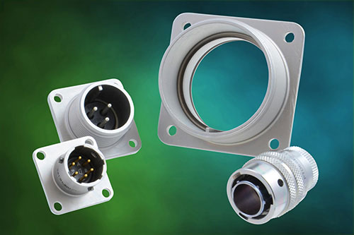Amphenol Industrial Adds Gray ZnNi Plating