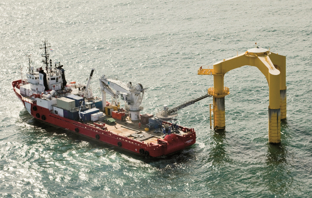 Video of the Week – igus® e-chains® for offshore applications