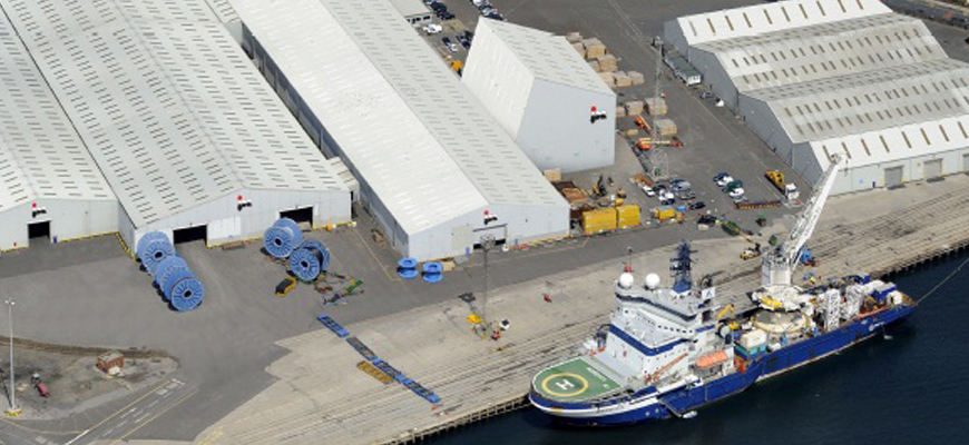 JDR Awarded North Sea Umbilical Contract