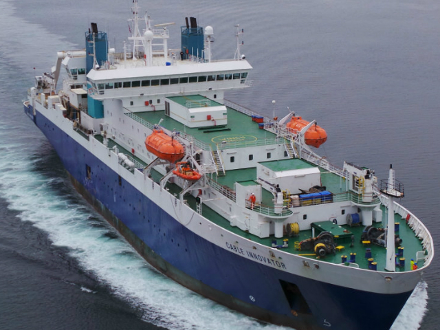 Global Marine completes work on ASE cable system extension project