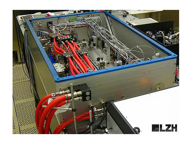 Leoni laser cables used in measuring gravitational waves