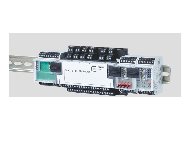 BACnet and Modbus variants in the EWIO-9180 and EWIO-9180-M series