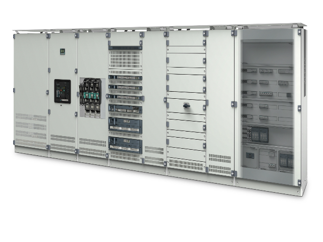 Siemens develops new power distribution board for building infrastructure