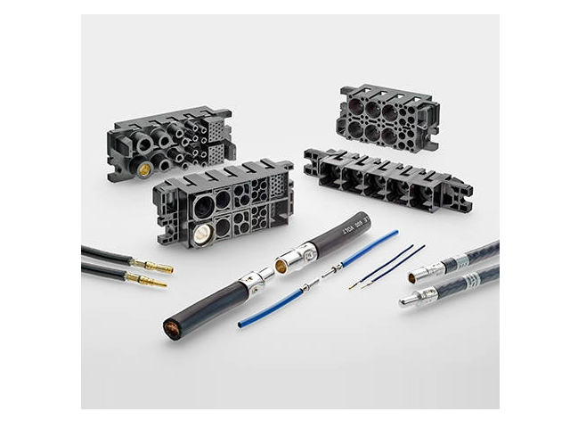 TE New Product Announcement: FORGE Drawer Connectors