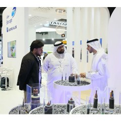 Borouge and Borealis strengthen their commitment to the wire and cable industry at Middle East Electricity 2016