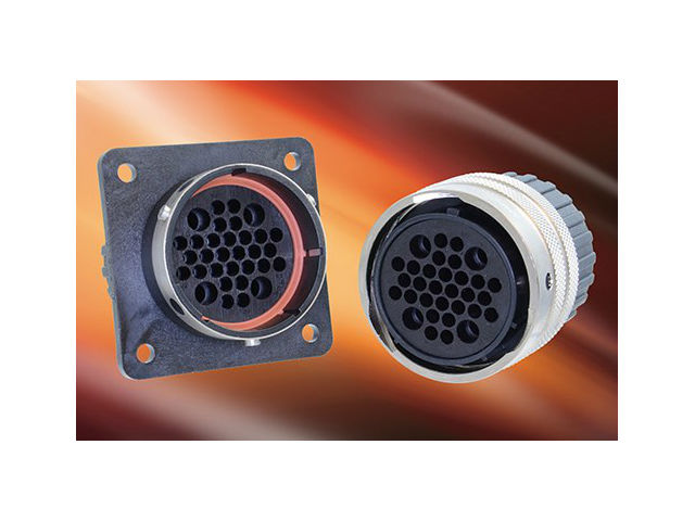 Amphenol Industrial's UPT Connector Series