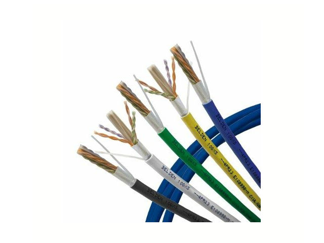 Belden Introduces Bonded Pair Small Diameter 6A Cable