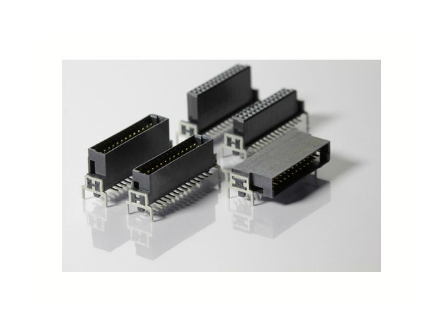 har-flex® THR variants – miniature connectors for mechanically demanding applications