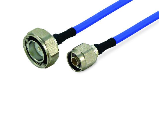 L-com Introduces Plenum-Rated, Low-PIM Coaxial Cable Assemblies