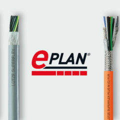 LÜTZE cables now in EPLAN