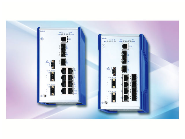 Belden Enables Standardized Real-Time Communication for Industrial Networks of the Future