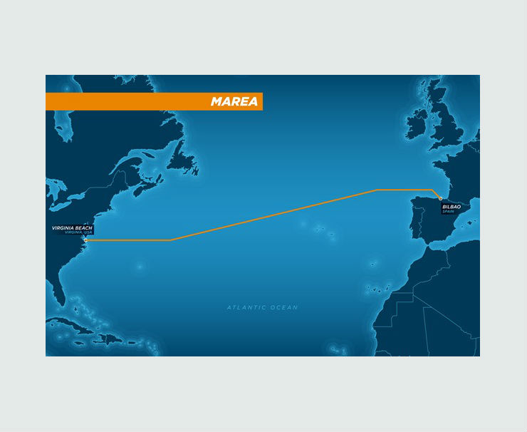 Microsoft and Facebook to build an innovative new subsea cable across the Atlantic Ocean