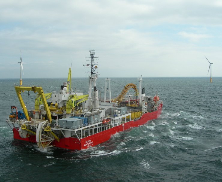 Nexans cables to connect Beatrice offshore windfarm to the Scottish grid