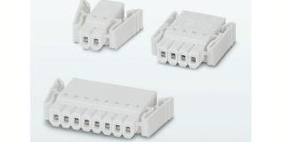 New PCB connectors in miniature format