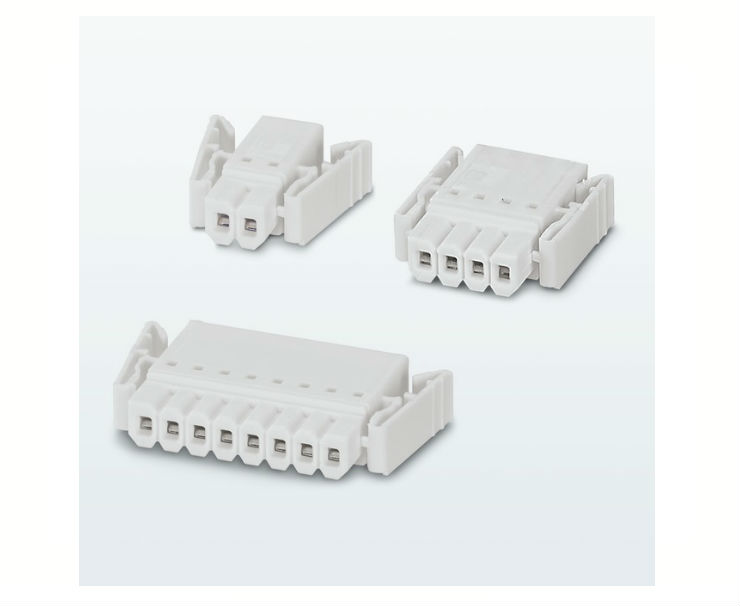 New PCB connectors in miniature format
