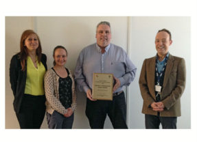 AFL's Services Division Recognized by the City of London